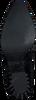 Schwarze ASH Stiefeletten HOOK - small