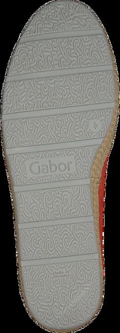 Rote GABOR Slipper 400.1  - large