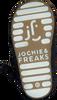 Blaue JOCHIE & FREAKS Babyschuhe 17054 - small