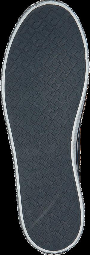 Blaue TOMMY HILFIGER Sneaker CORPORATE FLATFORM SNEAKER  - larger