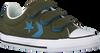 Grüne CONVERSE Sneaker STAR PLAYER 3V OX KIDS - small