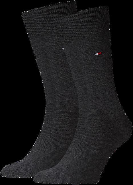 Graue TOMMY HILFIGER Socken TH MEN SOCK CLASSIC - large