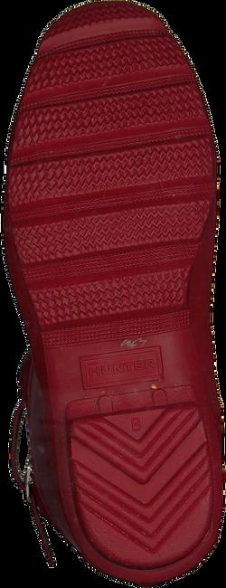 Rote HUNTER Gummistiefel ORIGINAL KIDS - large