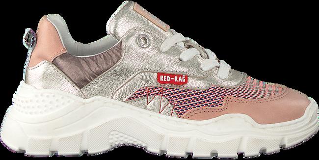 Silberne RED-RAG Sneaker low 13282  - large