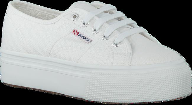 Weiße SUPERGA Sneaker 2790 ACOTU - large