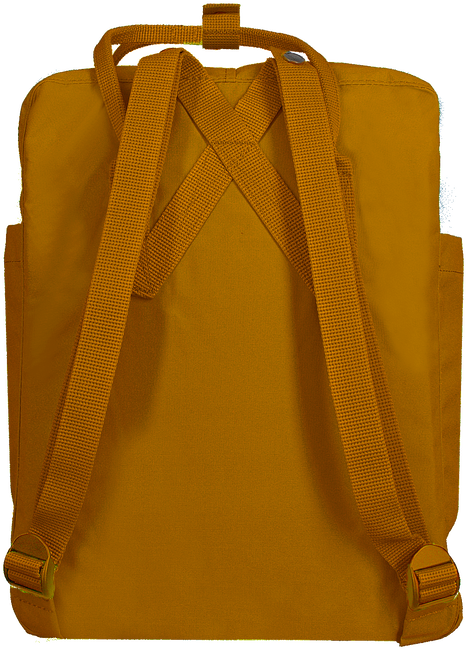 Gelbe FJALLRAVEN Rucksack 23510 - large