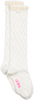 Weiße LE BIG Socken ROCHELLE KNEE HIGH  - small