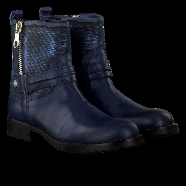 Blaue GIGA Langschaftstiefel 5634 - large