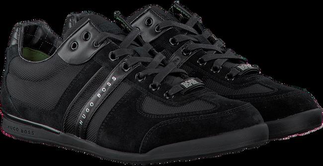 Schwarze HUGO BOSS Sneaker AKEEN - large