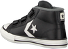 Schwarze CONVERSE Sneaker STAR PLAYER 3V MID - small