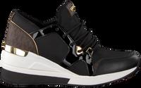 Schwarze MICHAEL KORS Sneaker LIV TRAINER - medium
