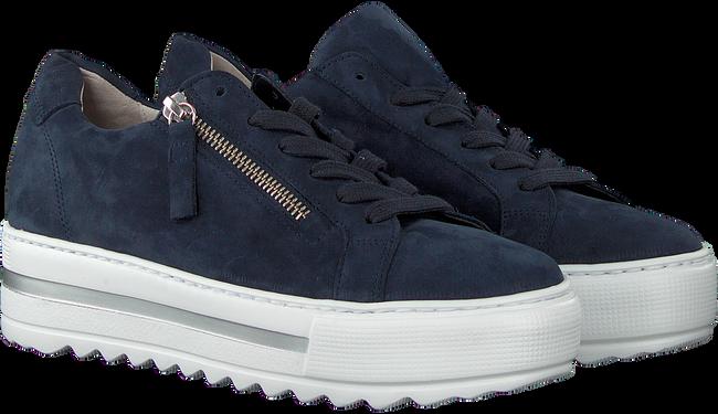 Blaue GABOR Sneaker low 498  - large