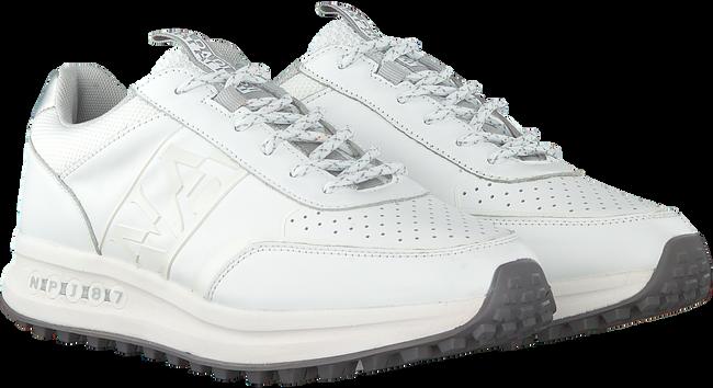 Weiße NAPAPIJRI Sneaker low SLATE  - large