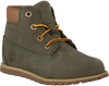 Graue TIMBERLAND Ankle Boots POKEY PINE 6IN BOOT KIDS - small