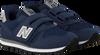 Blaue NEW BALANCE Sneaker YV373 M  - small