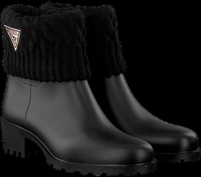 Black GUESS shoe FLVNT3 RUB09  - large