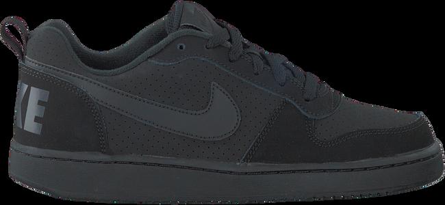 Schwarze NIKE Sneaker COURT BOROUGH LOW (KIDS) - large