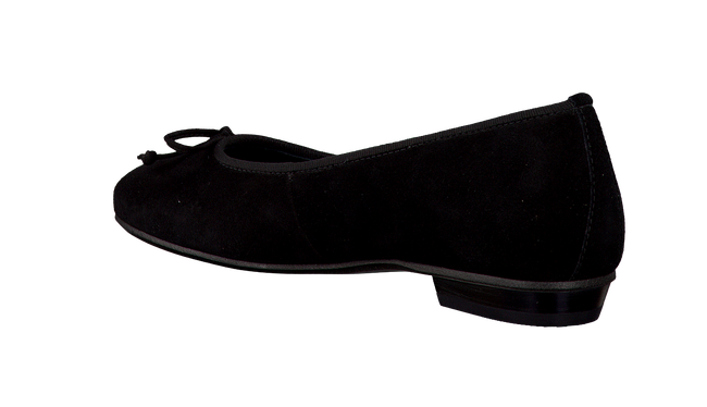 Schwarze PAUL GREEN Ballerinas 3102 - large