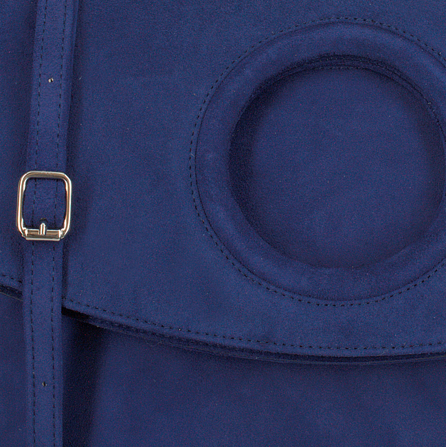 Blaue UNISA Clutch ZCOSIN  - large
