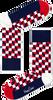 Mehrfarbige/Bunte HAPPY SOCKS Socken FILLED OPTIC - small