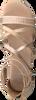 Goldfarbene BULLBOXER Sandalen AED031 - small