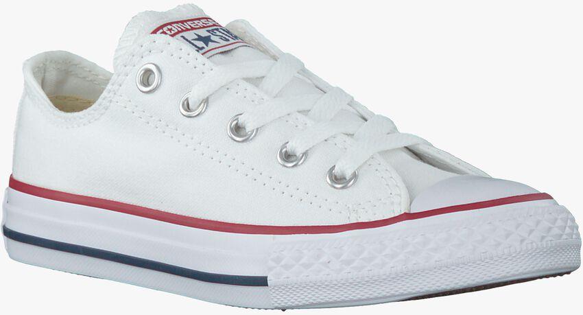 Weiße CONVERSE Sneaker CTAS OX KIDS - larger