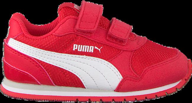 Rote PUMA Sneaker ST RUNNER V2 MESH  - large