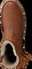 Cognacfarbene GIGA Langschaftstiefel 8671 - small