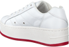 Weiße TOMMY HILFIGER Sneaker low RETRO ICON  - small