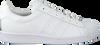 Weiße ADIDAS Sneaker low SUPERSTAR DAMES  - small