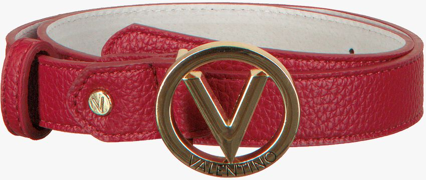 Rote VALENTINO HANDBAGS Gürtel ROUND  - larger