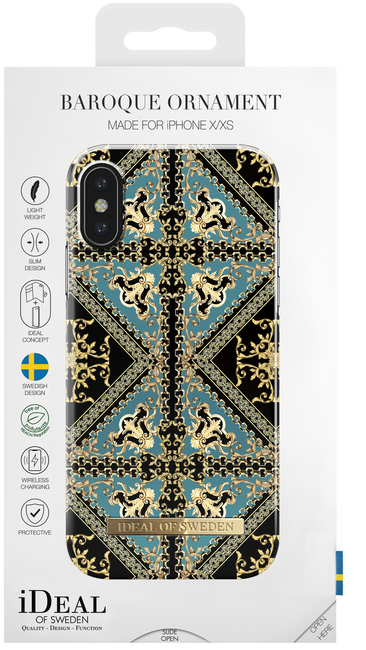 IDEAL OF SWEDEN Handy-Schutzhülle FASHION CASE IPHONE X/XS - large