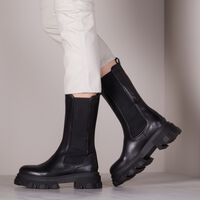 Schwarze NOTRE-V Chelsea Boots 01-574  - medium