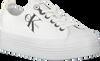 Weiße CALVIN KLEIN Sneaker ZOLAH - small