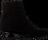 Schwarze HASSIA Stiefeletten 2183 - small