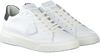 Weiße PHILIPPE MODEL Sneaker low TEMPLE  - small
