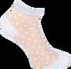 Weiße MARCMARCS Socken NIKKIE  - small