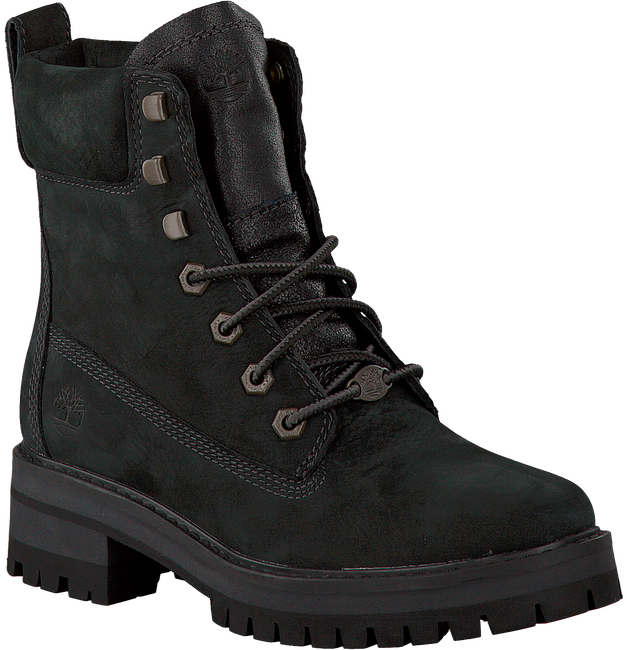 Schwarze TIMBERLAND Ankle Boots COURMAYEUR VALLEY YB - large