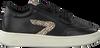 Schwarze HUB Sneaker low BASELINE-W  - small