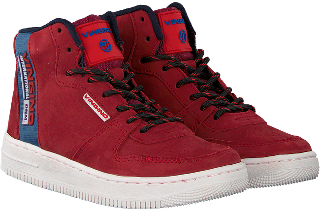 Rote VINGINO Sneaker TYLER MID  - large