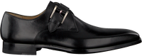 Schwarze MAGNANNI Business Schuhe 19531  - medium