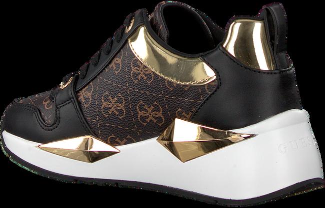 Braune GUESS Sneaker low TALLYN  - large