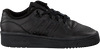 Schwarze ADIDAS Sneaker RIVALRY LOW J  - small