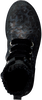 Schwarze CLIC! Schnürboots 9271 - small