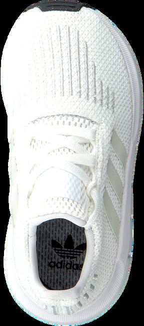 Weiße ADIDAS Sneaker SWIFT RUN I - large