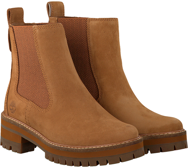 Cognacfarbene TIMBERLAND Chelsea Boots COURMAYEUR VALLEY CH - large