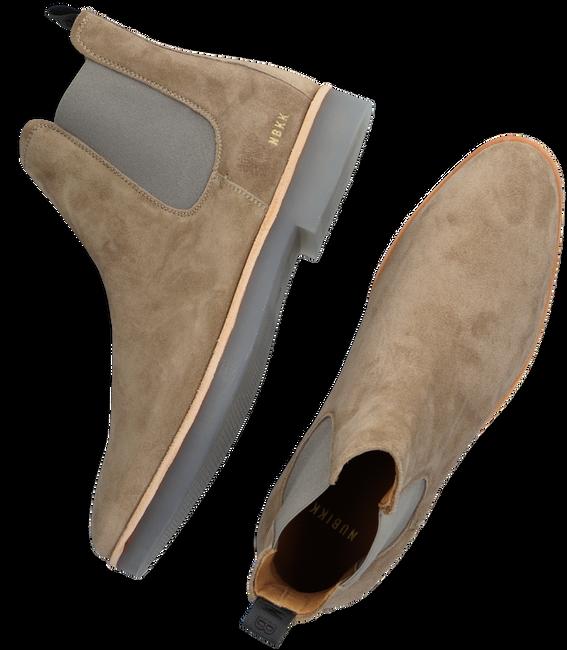 Taupe NUBIKK Chelsea Boots LOGAN CHELSEA - large