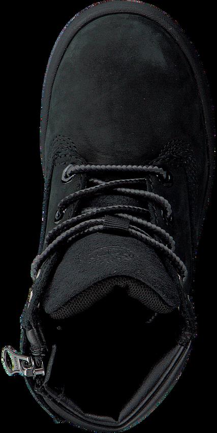 Schwarze TIMBERLAND Ankle Boots DAVIS SQUARE 6 KIDS - larger