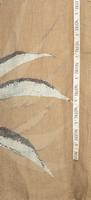 Braune NOTRE-V Schal BERBER  - medium