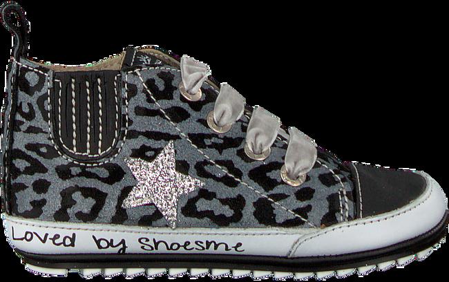 Schwarze SHOESME Babyschuhe BP8W007 - large